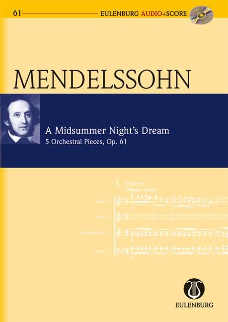 A Midsummer Night's Dream op.61 image